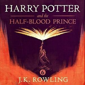 AUDIOBOOK: Harry Potter and the Half Blood Prince by J.K. Rowling