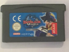 Nintendo GAME BOY GAMEBOY ADVANCE GBA SP & Micro Cartuccia Gioco Beyblade V-Force