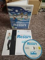 Wii Sports Resort - Nintendo Wii/Wii U Family Game - COMPLETE - Fast & Free P&P!