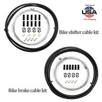 Bike Bicycle Wire Gear Brake Cable Set / Variable shift speed for Mountain Bikes