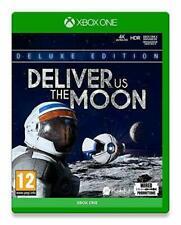 Deliver us la luna Deluxe Edition (Xbox One) Nuevo Sellado.