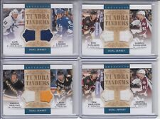 14/15 UD Artifacts Pittsburgh Penguins Naslund / Murphy TT Dual GUJ #TT-LM