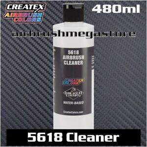 5618 Airbrush Cleaner ( Size 480ml ) Importer Direct + Free Insured Post