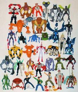 Ben 10 Action Figures 15cm - Scelta Di Molti Grande Personaggi