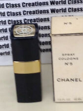 CHANEL NO 5 FOR WOMEN-1.5 OZ/44 ML COLOGNE SPRAY REFILLABLE PACKING - VINTAGE