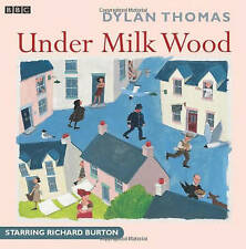UNDER MILK WOOD - DYLAN THOMAS 2 CD AUDIO BOOK NEW SEALED
