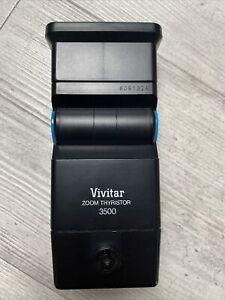 Vivitar zoom Thyristor 3500