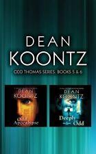 Odd Thomas: Dean Koontz -  Series: Books 5 And 6 : Odd Apocalypse,...free shipp