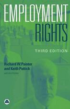 Employment Rights by Painter, Richard W.; Holmes, Ann; Puttick, Keith