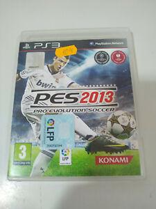 Pes 2013 Pro Evolution Soccer Ronaldo - Gioco PLAYSTATION 3 PS3 sony