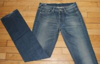GAS  Jeans pour Femme W 27 - L 34 Taille Fr 36 (Réf #Y061)