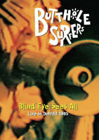 Butthole Surfers - Blind Eye Sees All, Live 1985 [New DVD]