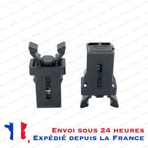 2 x Brabantia Remplacement Compatible Loquet Couvercle Poubelle réparation Push