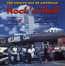 Various Artists - Golden Age of American Rock N Roll 7 / Various [New CD] UK - I