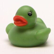 Badeente Farbwechsel Ente grün - 5,5 cm Gummiente Quietscheentchen Rubber Duck