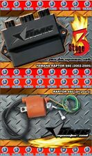 Yamaha Raptor 660 Performance CDI Rev Box Ignition + Monster Coil Combo Part S3