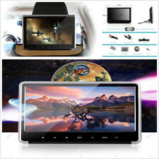 "11.6"" 1080P HD Touch Button HDMI/FM/IR/USB/Game Car Monitor Headrest DVD Player"