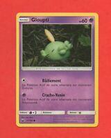 Pokemon n° 57/168 - GLOUPTI - PV60  (A7808)