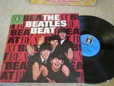 "THE BEATLES ""The Beatles Beat"" German Vinyl LP - Odeon Records 1C 072-04 363"
