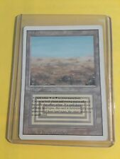 Magic The Gathering Scrubland 1x Lp Revised