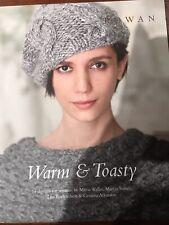 Rowan Warm and Toasty (knitting pattern book)