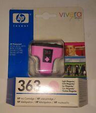 Original INK CARTRIDGE FOR HP Printers HP 363 C8775EE LIGHT MAGENTA