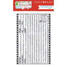 Photo Play What's Cooking Recipe Card Photopolymer Stamp Cookbook DIY