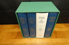 HISTORY OF HAMPTON NEW HAMPSHIRE 1638-1988 4 VOLUMES IN SLIPCASE/SIGNED