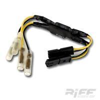 Adapter Kabel Widerstand Widerstände LED Halogen Blinker BMW S1000 RR / K1300 S