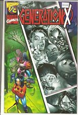 Generation X #1/2 Wizard Mail In Comic Book