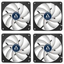 4 Lüfter Arctic * F12 PWM PST * 120 x 120 x 25mm 4-pin PWM + Zusatz PWM Anschluß