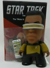 "Titans 3"" Figures The Next Generation Star Trek Geordi"