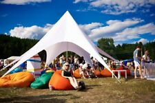 Star Tent for garden, event, sport - tent canopy pop up - white - 33ft - buy