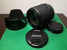 "SMC PENTAX DA 18-135mm f/3.5-5.6 ED AL DC WR Lens ""Excellent+++""  #21024"