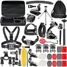 Action Camera Accessories, Greleaves Accessories for Go Pro Hero 5, Gopro Hero5
