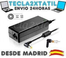 CARGADOR ADAPTADOR Acer CPA09-A065N1 19V 3,42A PUNTA 1,7 mm 5,5 mm 65W