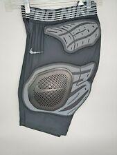New Nike Pro Combat Hyperstrong Hardplate Football Girdle Shorts 838434-010 Xxl