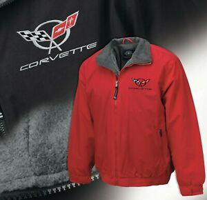 1997-2004 Corvette C5 Men's Navigator Jacket w/ C5 Logo 698435