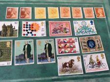 Francobolli europei usati, blocchetto da 10