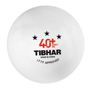 Tibhar 3 Star 40+ NG Table Tennis Balls