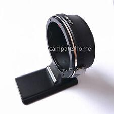 Tripod Canon EOS EF Lens To Sony NEX E NEX6 NEX7 NEX3 NEX5 A7 A6000 5N Adapter