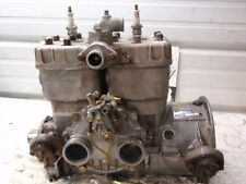 Ski Doo Rotax 521 Type 537 L/C Twin Snowmobile Engine 120psi, Formula Plus Etc.