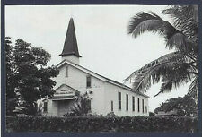 HISTORIC WAIALUA UNITED CHURCH OF CHRIST 1981 HAND PRINTED BY PHOTOGRAPHER