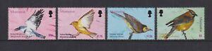 Montserrat - 2003, Birds of the Caribbean set - MNH - SG 1242/5