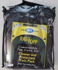 RaggTopp Vinyl Protectant and Cleaner Kit For Convertible Tops
