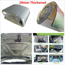 20mm Thickened Car Engine/Hood/Trunk Noise Insulation Pad Heat Shield Sheet Mat