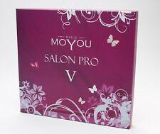 MoYou Salon Pro Set V Nail Art Stamping Decoration Polish Plates Professional