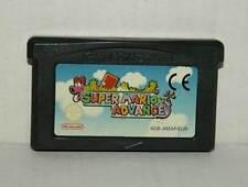 SUPER MARIO ADVANCE USATO GAMEBOY ADVANCE ED ITALIANA SOLO CARTUCCIA CC4 44218