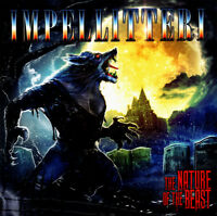 """Impellitteri • The Nature Of The Beast • 12"""" VINYL RECORD LP Frontiers •• NEW ••"""