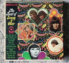 The Best Of SONNY & CHER  - Canadian Pressing LP